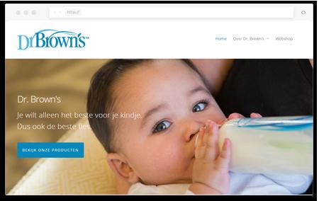 Dr Browns Website
